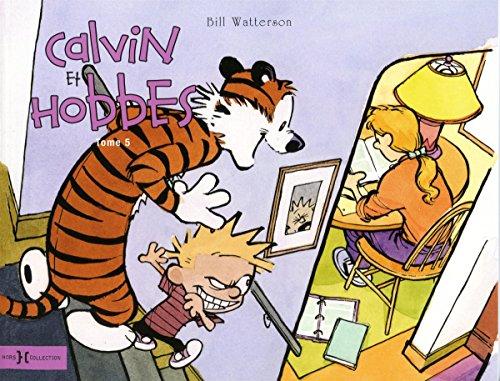 Calvin et Hobbes Édition originale 5 (5) par Bill WATTERSON