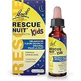 Rescue Nuit Kids Compte-gouttes, Participe à des nuits sereines, sans alcool, Vegan, Complément alimentaire, 1 Flacon Compte