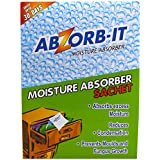 Abzorb-IT - Sachets Pack -Moisture Absorber (Pack of 4)
