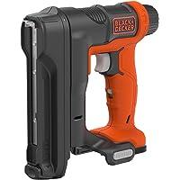 BLACK+DECKER BDCT12N-XJ Pistola graffatrice/chiodatrice 12V (unità senza batteria e senza caricabatterie)
