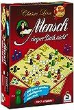 Schmidt Spiele 49085 49085-Classic Line-Mensch ärgere Dich Nicht, Mit extra großen Spielfiguren, bunt