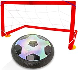 Emob Multi Surface Hovering Indoor Air Cushion Floating Soccer Ball with Nets