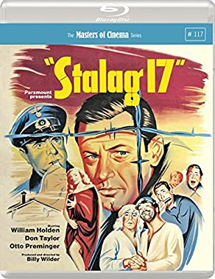 Stalag 17 [Masters of Cinema] (Blu-ray) [1953]