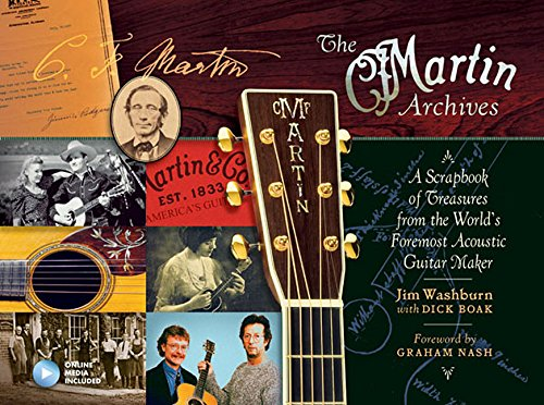 the-martin-archives-a-scrapbook-of-treasures-from-the-worlds-foremost-acoustic-guitar-maker