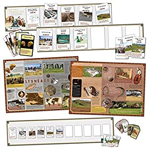 Wildgoose Education WG7704 Stone Age to Iron Age Interactive Timeline