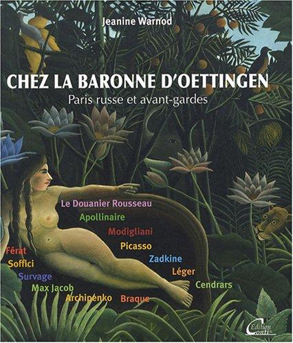 Chez la baronne d'Oettingen : Paris ...