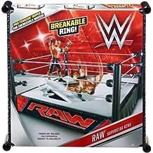 RAW - WWE Oficial Superestrella Wrestling ANILLO PARA TODOS MATTEL ACCIÓN figuras