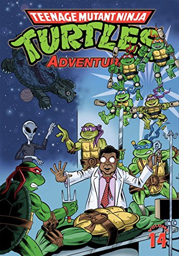 Teenage Mutant Ninja Turtles Adventures Volume (Turtles Cowabunga Ninja)