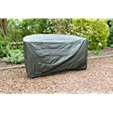Garden Bench Waterproof Cover For Banana Halfmoon 150 Cm Benches - Home Life Direct