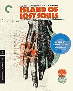 Criterion Collection: Island of Lost Souls [Blu-ray] [1932] [US Import]