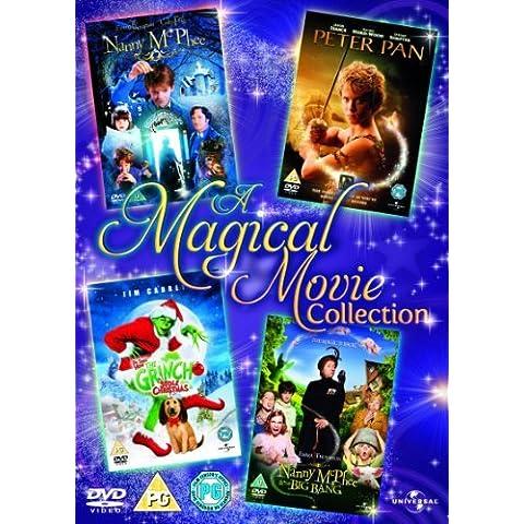 The Grinch (2000) / Peter Pan (2003) / Nanny Mcphee / Nanny Mcphee And The Big Bang