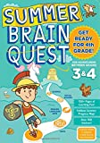 Summer Brain Quest For Adventurers Between Grades 3 & 4