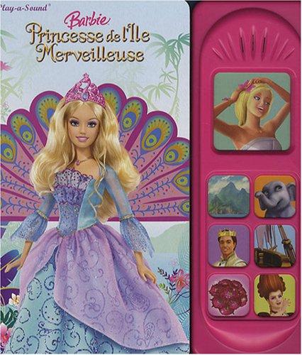 Barbie : Princesse de l'Ile Merveilleuse