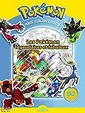 Mes coloriages Pokémon - Les Pokémon légendaires et fabuleux...