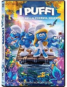 I Puffi: Viaggio nella Foresta Segreta (DVD)