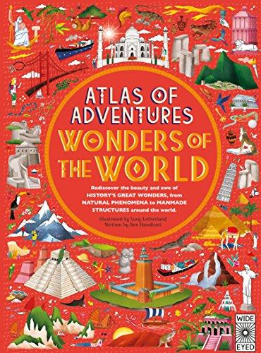 Atlas of adventures : World wonders par Ben Handicott