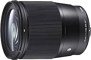 Sigma Contemporary Dc Dn Lens F1 4 67 Mm Filter Thread For Sony E Lens Bayonet