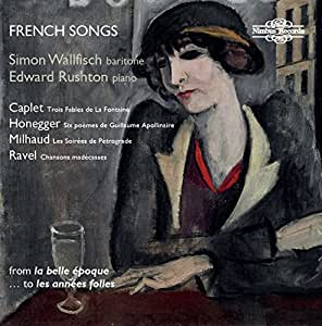 French Songs - from la belle époque to les années folles