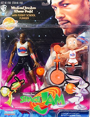 space-jam-michael-jordan-elmer-fudd-w-flight-school-flinger-by-space-jam