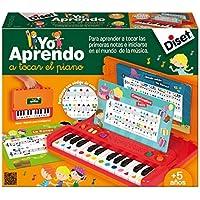 Diset Yo aprendo a Tocar el Piano (63745)