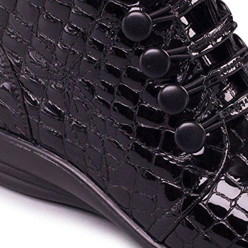 Padders - Tanya, Bottes Pour Femme Noir (noir)