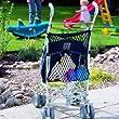 Stroller Net Bag -- For Prams, Buggies & Strollers -- One size (Navy)