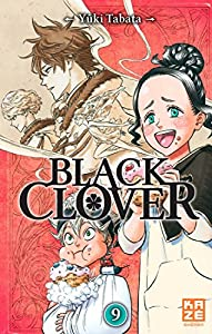 Black Clover Edition simple Tome 9