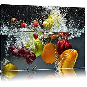 Leinwandbilder Küche Früchte | Deine-Wohnideen.de