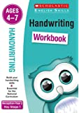 Handwriting workbook for ages 4 to 7 (Years R-2). Build essential skills for the national curriculum (Scholastic English…
