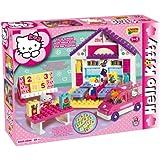 Androni Giocattoli - Juego de construcción para niños Hello Kitty de 89 piezas (Androni Giocattoli s.r.l. CH13)