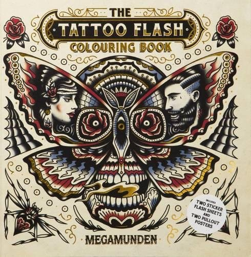 The Tattoo Flash Colouring Book (Colouring Books) (London Coloring Poster)