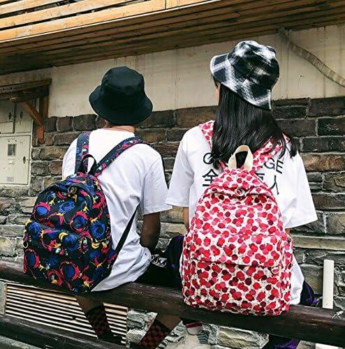 Sac à dos scolaire pour enfant Mode Étudiant Cartable Voyage Sac Floral Prints Sac à dos pour ordinateur portable B07KXM3SDJ   Stocker