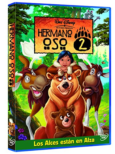Hermano oso 2 [DVD]