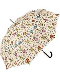 Signare Paraguas Mango de Bastón en el diseño Búho