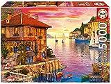 Educa 17135.0 - Porto Mediterraneo, Dominic Davison 5000 Pezzi
