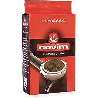 Covim Caffè, Macinato Espresso, macinato per Moka - pacchetto sottovuoto da 250 g