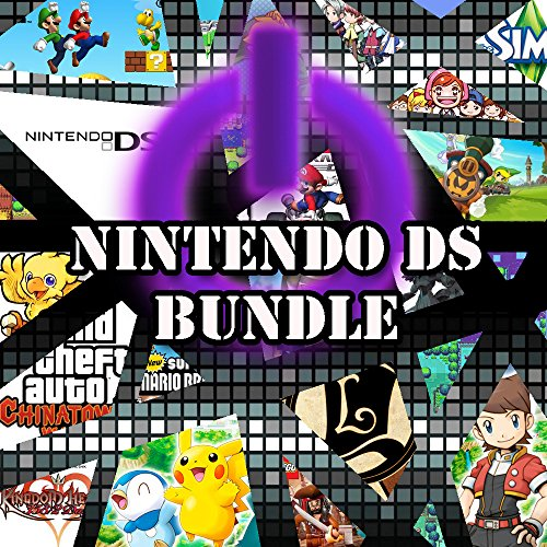 Nintendo DS Game Save Bundle - Sonic, Mario, Lego, Pokemon & more - Mario Und Sonic Ds