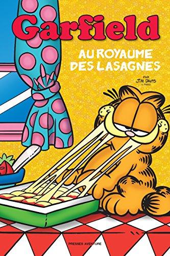 Garfield [Bande dessinée] [Série] : Au royaume des lasagnes