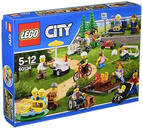 LEGO City 60134 - Stadtbewohner, Bausteinspielzeug (Park Lego City)