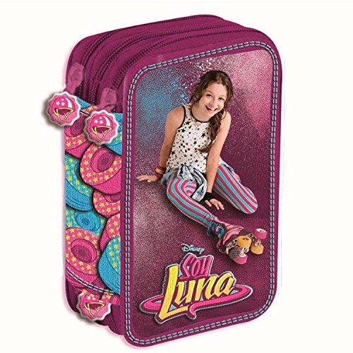 DISNEY – Plumier Soy Luna Disney Star triple – 5903235610370