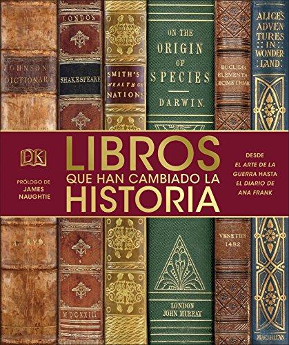 Libros que han cambiado la historia (GRAN FORMATO)