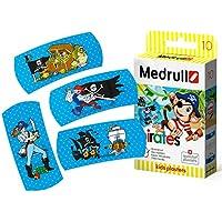 Medrull PIRATES Pflaster Blau - Atmungsaktiv preisvergleich bei billige-tabletten.eu