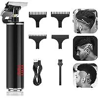 Easy Trim Rasierer, Haarschneidemaschine Pro Li T-Klingenschneider Elektrischer Detailer Haarschneider, 0mm Haartrimmer…