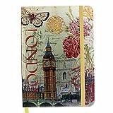 Tootpado London Journal 100 pages - Diar...