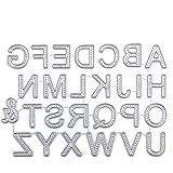 La Cabina Dies Scrapbooking - Matrices de découpe - Bricolage Découpage Carré Stencils - Bricolage Album - Bricolage Embossin