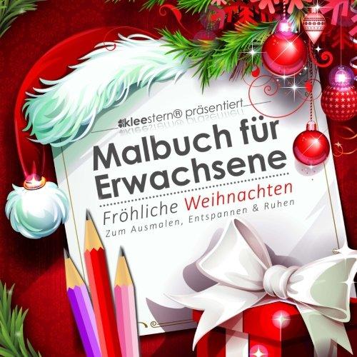 Steenie Valko: PDF Malbuch für Erwachsene: Fröhliche Weihnachten ...