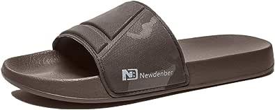 NewDenBer Slide, Sandali a Punta Aperta Uomo