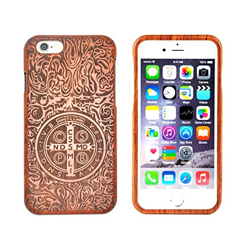 eimo iPhone 6/6s bois coque iPhone 6/6s wood case pour Apple iPhone 6/6s 4.7'' -02 IP6-4.7''-05