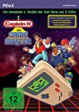 DVD Cover 'Captain N: Der Game Master, Staffel 1 / Die komplette 1. Staffel der Kultserie (Pidax Animation) [2 DVDs]