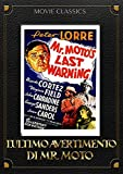 L' Ultimo Avvertimento Di Mr. Moto
